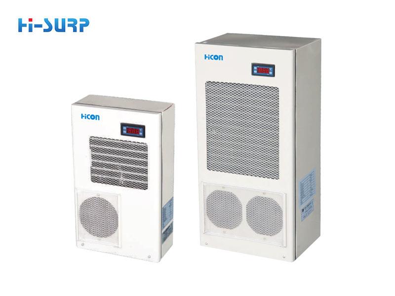 Unidad enfriadora de panel eléctrico