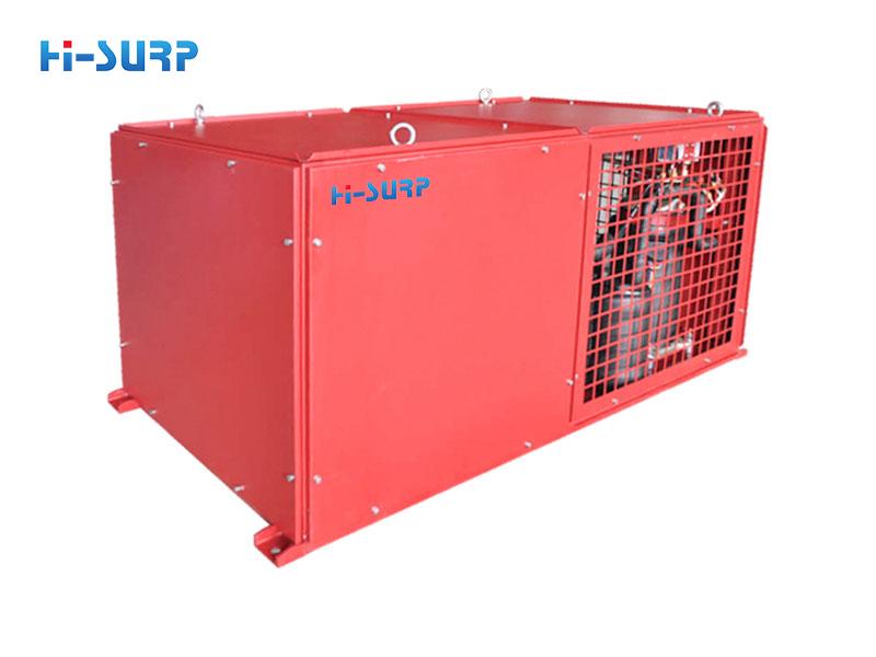 Aire acondicionado electrolítico de aluminio