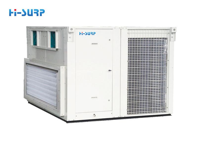 Unidad de bomba de calor de alta temperatura (máquina secadora)
