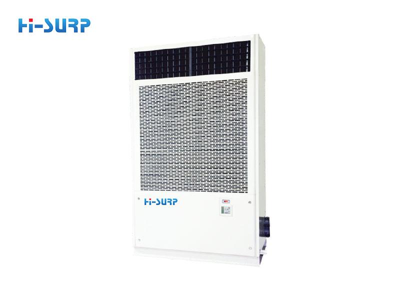 Residuos de humedad y recuperación de calor de la fuente de aire de la unidad de agua caliente a alta temperatura (aire acondicionado de la lavandería)