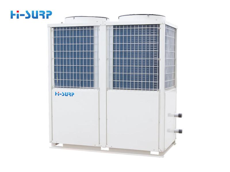 unidad de calentador de agua con bomba de calor de fuente de aire